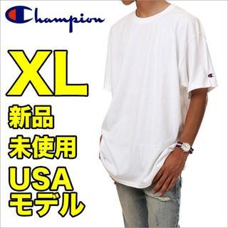 Champion - 【新品】チャンピオン Tシャツ XL 白 USAモデル 大きいサイズ