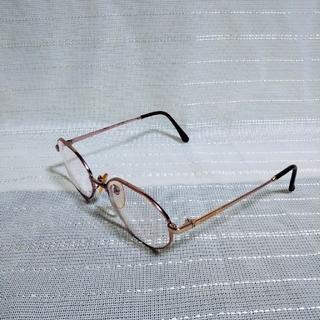 イヴサンローランボーテ(Yves Saint Laurent Beaute)のイヴ・サンローラン メガネ フレーム レトロ(サングラス/メガネ)