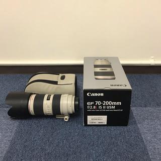 Canon - canon レンズ  EF70-200mm F2.8L IS II USM