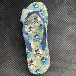 ディズニー(Disney)のミッキーマウスビーチサンダル26cm(サンダル)