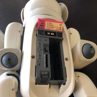 ソニー(SONY)のSONY AIBO アイボ ラッテ ERS-311 確認用1(その他)