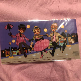 SQUARE ENIX - Gファンタジー 6月号 付録 地縛少年花子くん クリアファイル 新品