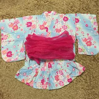 浴衣 ドレス 110(甚平/浴衣)