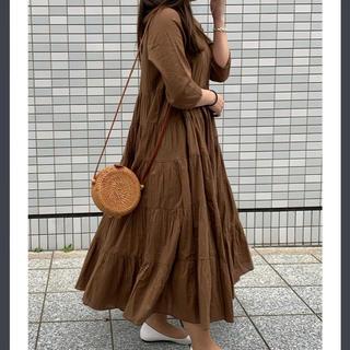 神戸レタス - 田中亜希子さんコラボワンピース