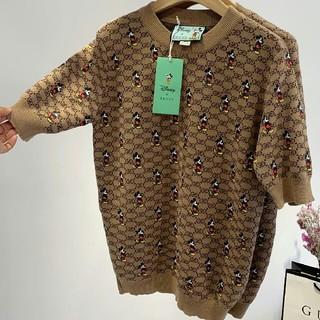 グッチ(Gucci)のグッチandディズニー 半袖Tシャツ(Tシャツ(半袖/袖なし))