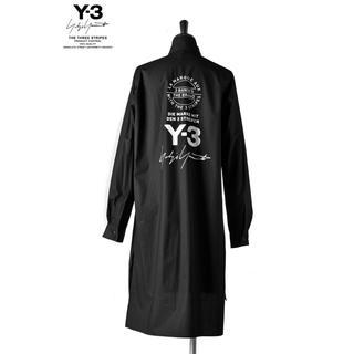 Y-3 - 【新品】Y-3 ヨウジヤマモト 15周年ロゴ スタッフコート オーバーサイズ