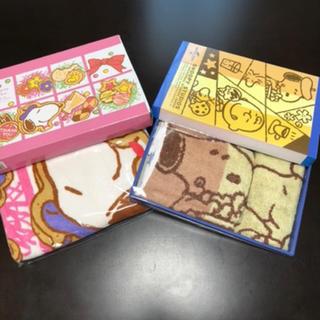 スヌーピー(SNOOPY)の♡新品♡SNOOPY タオルセット(タオル/バス用品)