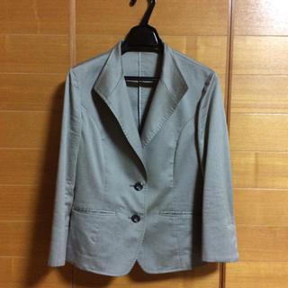 オフオン(OFUON)のpesca様専用☆七分袖ジャケット(テーラードジャケット)