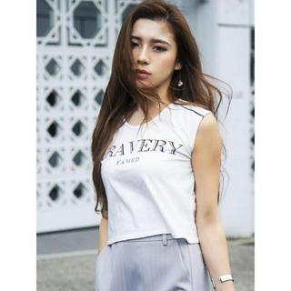 リゼクシー(RESEXXY)の新品 トップス(Tシャツ(半袖/袖なし))