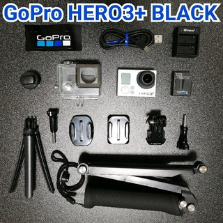 GoPro - 【お得セット】GoPro Hero3+ BLACK✨