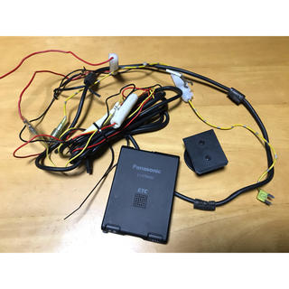 パナソニック(Panasonic)のパナソニック ETC車載器(ETC)