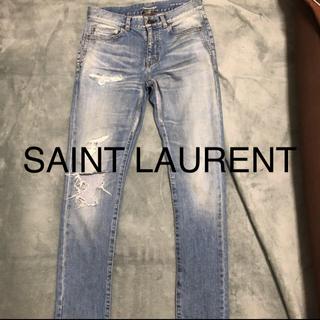 サンローラン(Saint Laurent)のsaint laurent エディ期 デニム(デニム/ジーンズ)