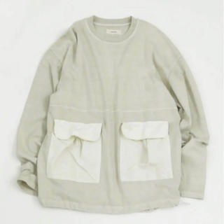 TODAYFUL - TODAYFUL Boyfriend Pocket Pullover エクリュ