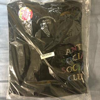 アンチ(ANTI)のASSC NT Black Tee(Tシャツ/カットソー(半袖/袖なし))
