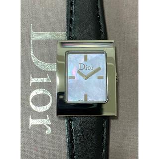 Christian Dior - ☆超美品☆ クリスチャン・ディオール レディース 時計 腕時計 稼働中