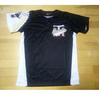 横浜隼人高校(神奈川) ベースボールTシャツ 高校野球 甲子園 サイズL(ウェア)