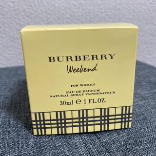 バーバリー(BURBERRY)のBURBERRY✴︎香水 weekend (ユニセックス)
