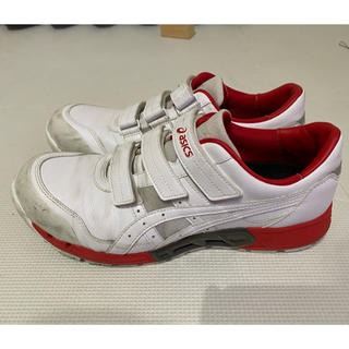 asics - アシックス 安全靴 CP305 ホワイト