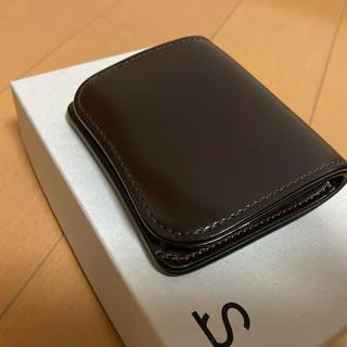 ガンゾ(GANZO)のワイルドスワンズ  コードバン  パーム(折り財布)