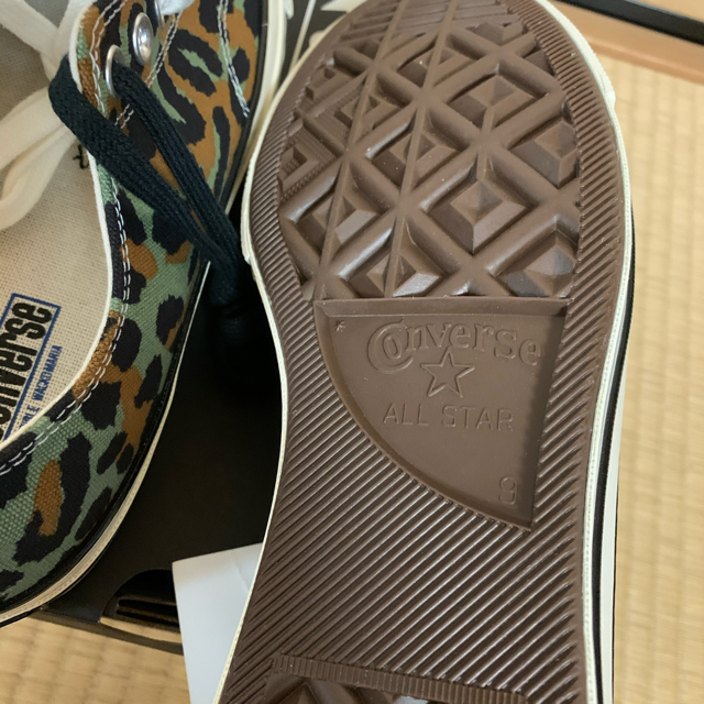 WACKO MARIA(ワコマリア)のCONVERSE コンバース オールスター WACKO MARIA ワコマリア メンズの靴/シューズ(スニーカー)の商品写真