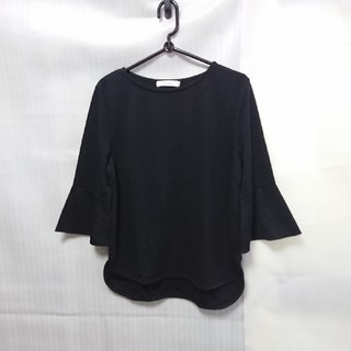 moussy - ◆Ⅳマウジー 未使用タグ付き FLARE SLEEVE POINT トップス