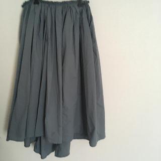 デミルクスビームス(Demi-Luxe BEAMS)のBEAMS Demi-Luxe ロングスカート(ロングスカート)