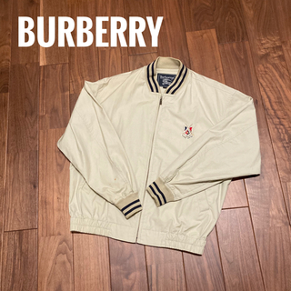 バーバリー(BURBERRY)のバーバリー Burberry ブルゾン メンズ ヴィンテージ ジャンパー(ブルゾン)