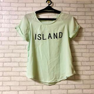 カシータ(casiTA)のTシャツ(Tシャツ(半袖/袖なし))