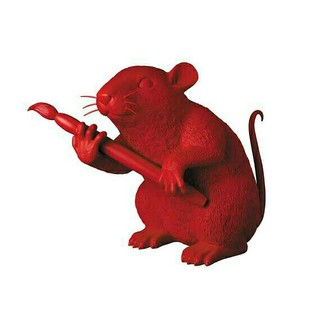 メディコムトイ(MEDICOM TOY)のlove rat banksy supreme dior luis vuitto(その他)