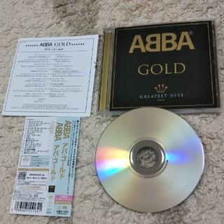 ユニバーサルエンターテインメント(UNIVERSAL ENTERTAINMENT)の【超美品】ABBA GOLD アバゴールド(ポップス/ロック(洋楽))