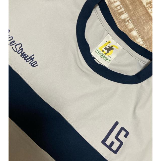 LUZ(ルース)のルースイソンブラ プラシャツ スポーツ/アウトドアのサッカー/フットサル(ウェア)の商品写真