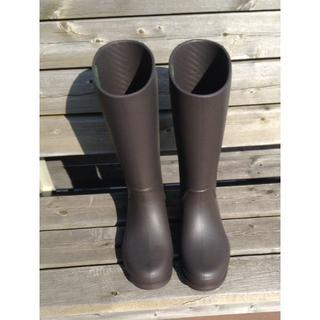 クロックス(crocs)の婦人用レインブーツ(レインブーツ/長靴)