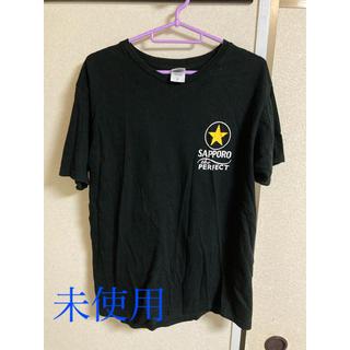 サッポロ(サッポロ)のTシャツ サッポロパーフェクト黒ラベル 非売品(Tシャツ/カットソー(半袖/袖なし))