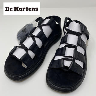 Dr.Martens - 未使用☺︎Dr.Martens サンダル クリスティーナ ブラック 24