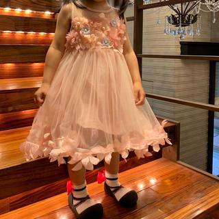 ベビードレス チュールドレス セレモニードレス(セレモニードレス/スーツ)
