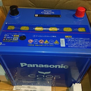 パナソニック(Panasonic)のPanasonic パナソニック カオス N-Q100R/A3 バッテリー(メンテナンス用品)