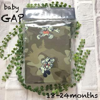 ベビーギャップ(babyGAP)の☆  新品 baby  GAP   Disneyミッキー  パジャマ  ☆(パジャマ)