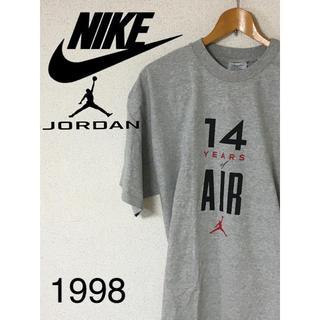 ナイキ(NIKE)の1998 銀タグ 白タグ タグ付き 未使用 ジョーダン マイケルジョーダン(Tシャツ/カットソー(半袖/袖なし))