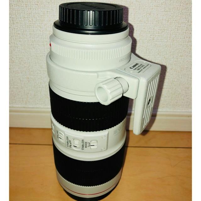 Canon(キヤノン)のCanon EF70-200mm F2.8L IS III USM  美品 スマホ/家電/カメラのカメラ(レンズ(ズーム))の商品写真