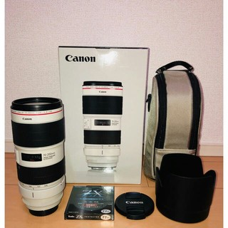Canon - Canon EF70-200mm F2.8L IS III USM   美品