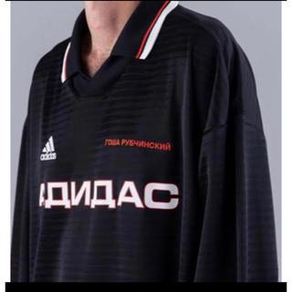 コムデギャルソン(COMME des GARCONS)のGosha Rubchinskiy adidas ゲームシャツ(ジャージ)