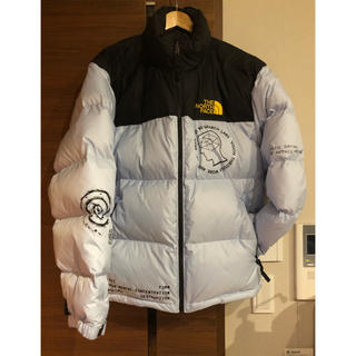 ザノースフェイス(THE NORTH FACE)のnorth face brain dead Nuptse Jacket XL(ダウンジャケット)