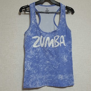 ズンバ(Zumba)のZUMBA タンクトップ(ダンス/バレエ)