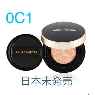 laura mercier - 未使用クッションファンデ0C 1