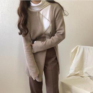 Kastane - lawgy 2way design Knit