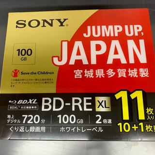 ソニー(SONY)の☆2セット☆ SONY 11BNE3VNPS2 (BD-RE XL x 11枚)(その他)