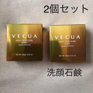 VECUA - 【2個セット】VECUA(ベキュア)ホーリープレジャーソープ