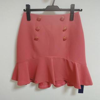 リリーブラウン(Lily Brown)の2019SS リリーブラウン フレアミニスカート(ミニスカート)