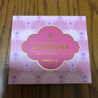 フランフラン(Francfranc)の新品未使用♡ Francfranc ラグーナLEDコンパクトミラー(ミラー)