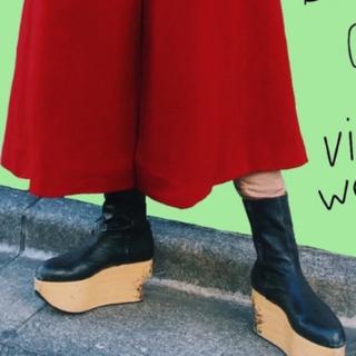ヴィヴィアンウエストウッド(Vivienne Westwood)のロッキンホース ブーツ (ブーツ)